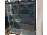 Vintage 1980s Shop Display Cabinet