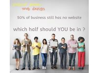 *Amazing £ 99 Website offer* for self employed & small business