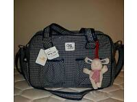 mayoral baby changing bag