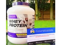 OstroVit Whey Protein 2000 g - superb quality! Recommend!! Very tasty!