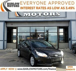 2013 Ford Focus SE*EVERYONE APPROVED* APPLY NOW DRIVE NOW.