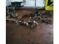 Mercedes 313 engine