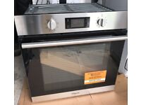 Brand NEW HOTPOINT Class 2 SA2 544 C IX Electric Single Oven Stainless Steel RRP £249.99