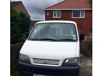 Suzuki Carry van 2003 low mileage, only one owner - full service history