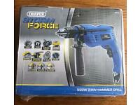 Drapers Storm Force Hammer Drill