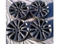 Alloy Wheels 16 Inch from Citroen C4 Grand Picasso - CHEAPEST on GUMTREE