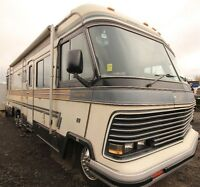 1987 Holiday Rambler Imperial 33 RAVAB7014