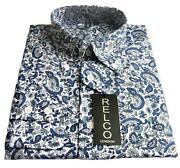 Mens Paisley Shirt