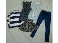 Womens size 6-8 clothes