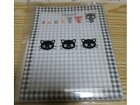 Chococat writing paper set.