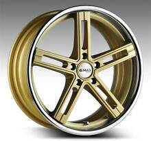 """G.MAX 20"""" Kratos (2-Piece Wheel) + Tyres for Holden Commodore Maddington Gosnells Area Preview"""