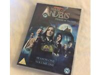House of Anubis DVD boxset