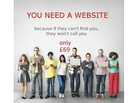Web Design *Gumtree Offer £69* usually £99