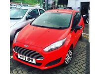 1.2 red ford fiesta for sale.