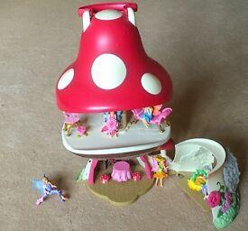 ELC Happyland Fairy Toadstool House