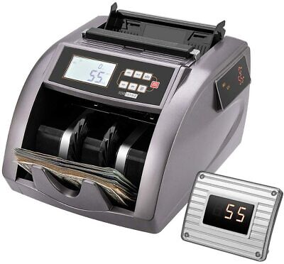 Vivohome Money Counter Uv Mg Ir Counterfeit Detection Bill Counting Machine