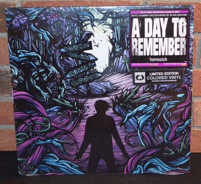 a day to remember common courtesy shark attack vinyl