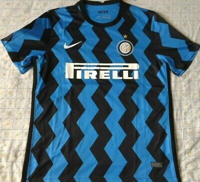 Camiseta Maglia Shirt INTER Milano Season 2020 21 Size XL 22 Arturo...