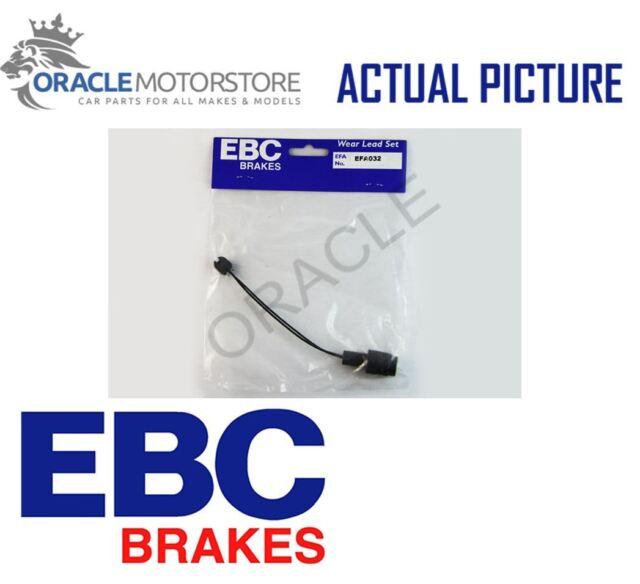NEW EBC FRONT BRAKE PAD WEAR SENSOR WARNING INDICATOR GENUINE OE QUALITY EFA032