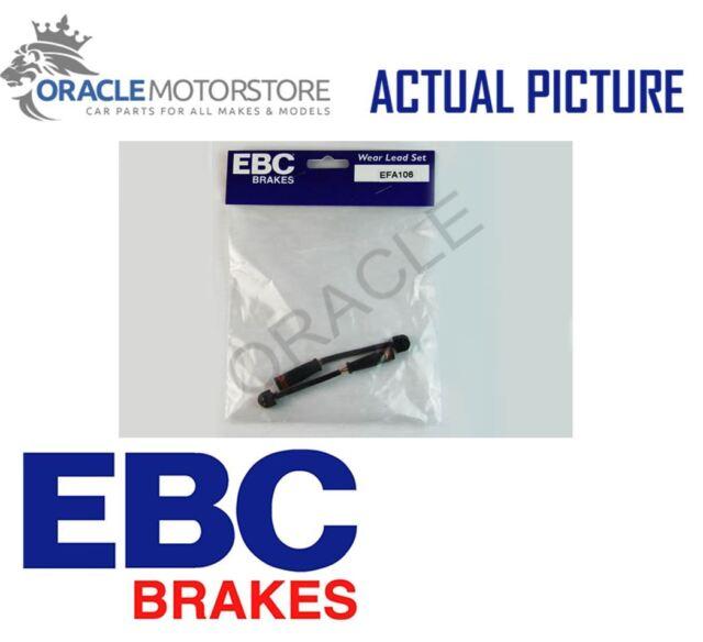NEW EBC FRONT BRAKE PAD WEAR SENSOR WARNING INDICATOR GENUINE OE QUALITY EFA106