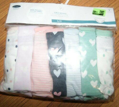 OLD NAVY GIRLS 7-PACK BIKINI UNDERWEAR PANTIES Multicolor Printed S M L XL New