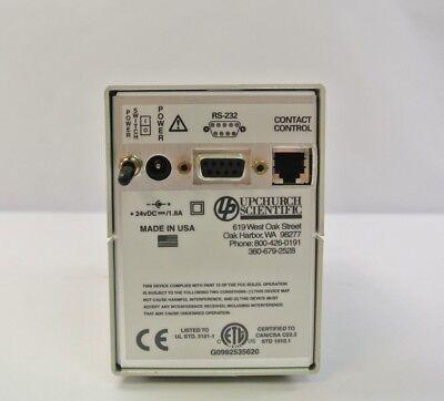 Upchurch Scientific Valve Actuator Quality Control Rs-232