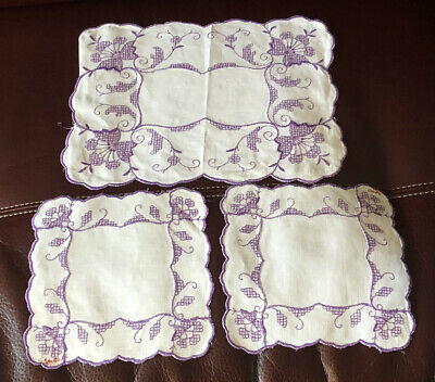 Pink Beautiful Vintage French Lace piece 85cm by 1m to 8m