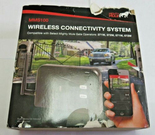 Mighty Mule MMS100 Wireless Connectivity System Kit Free Shpping