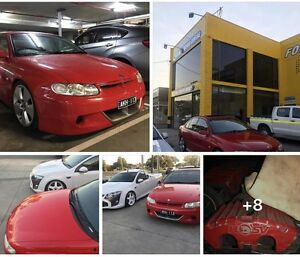 Hsv parts / wheels and Accesories Melbourne CBD Melbourne City Preview