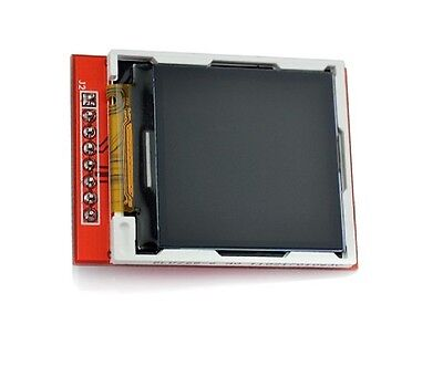 Lcd 1.44 Red Serial 128x128 Spi Color Tft Lcd Display Module For Nokia 5110