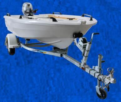 Smartwave SW3500 Honda BF20 Package Deal