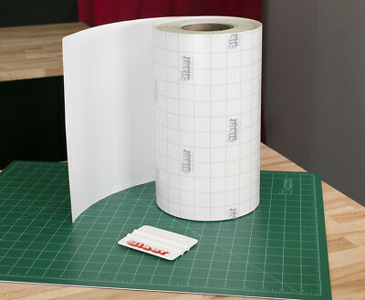 Siser Easypsv Application Transfer Paper Clear Tape With Grid By Foot Yard Roll