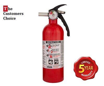 Kiddie Best Fire Extinguisher Safety Home Car Garage Kitchen Emergency Class B C