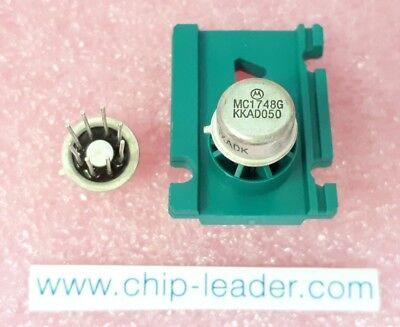 1x Motorola MC1748G , Operational Amplifier, 1 Func, 6000uV Offset-Max, MBCY-8 ()