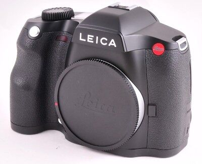 Leica S2P Medium Format Camera Body