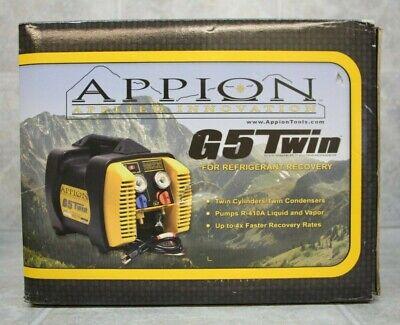 Appion G5twin Refrigerant Recovery Machine