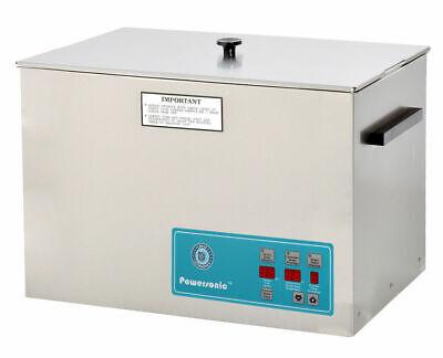 Crest Powersonic 7.0 Gal Digital Ultrasonic Cleaner 45khz Sweep P2600d-45