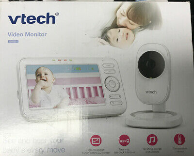 "VTech 5"" Digital Video Baby Monitor - VM5251-"