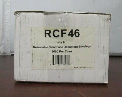 TAPE LOGIC RCF46 Packing List Envelope 4