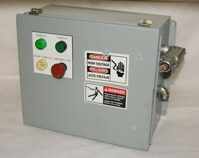 Hoffman A-16148ch 1213 Electrical Box Enclosure 16 X 14 X 8