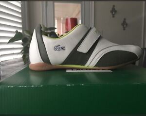 brand new girls Lacoste shoes