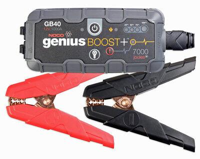 Noco Genius GB40 Boost Sport 12V 1000A booster USB avviatore batterie moto auto