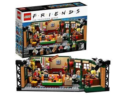 LEGO FRIENDS 21319 Central Perk Building Kit (1,070 Pieces)