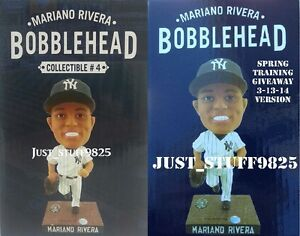 ONE (1) Mariano Rivera Bobblehead SGA New Extremely Rare Yankee Stadium Giveaway
