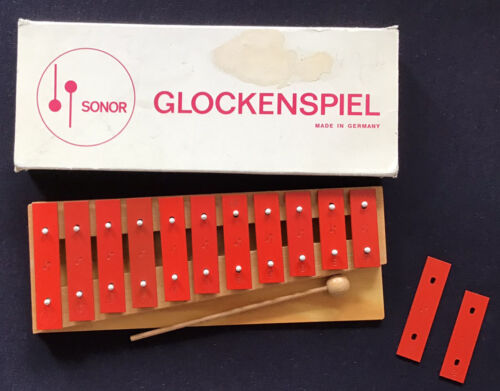 Sonor Glockenspiel G10