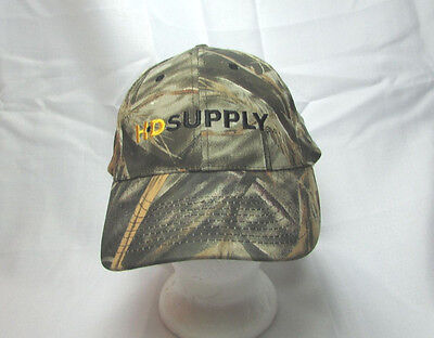 Hd Supply Whirlpool Camouflage Baseball Cap