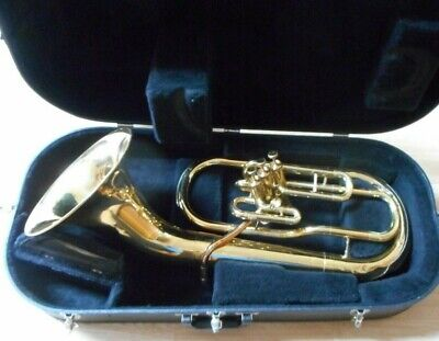 Holton B601R Baritone with Case, Just Serviced