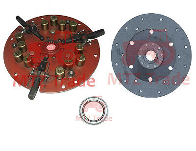 Belarus Tractor Clutch Assembly Kit 250 300 T25lb T25 Clutch Basket Disc