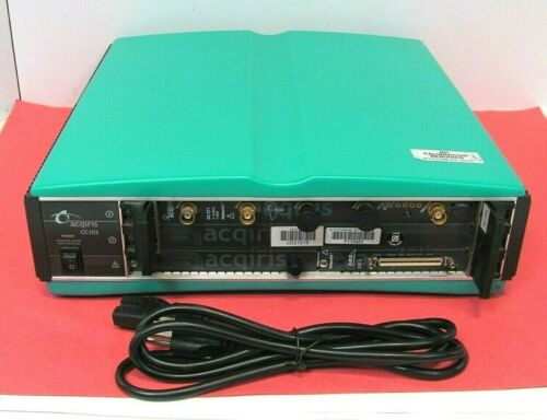 Acqiris CC103  3-Slot Crate Mainframe Chassis, Free Shipping