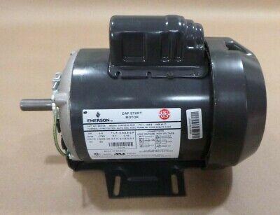 14 Hp U.s. Electric Motor 1725 Rpm 115 230 Volt Exhaust Fan Blower Motor 56fr